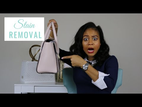 3 Ways To Remove Pen Stain From Leather
