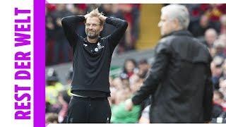 """Liverpool-remis gegen manchester united - klopp: """"keine welten auseinander"""""""