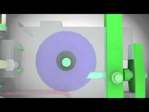 Steering Gear (Animated Marine Workshop)
