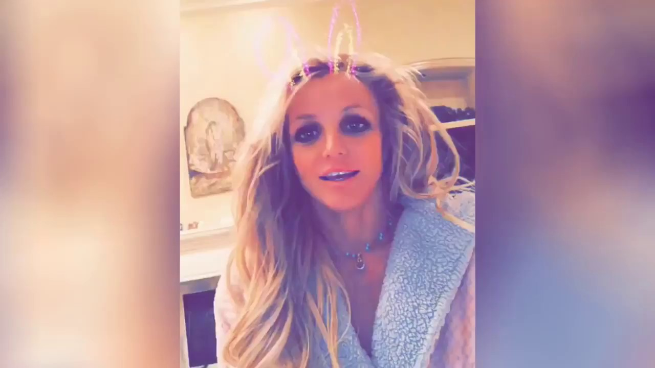 Britney Spears - Think - Aretha Franklin  (Voz Real - Sin Filtro)