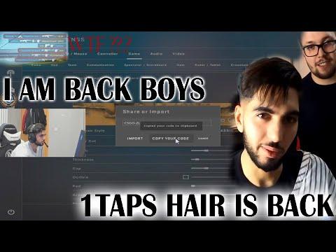 CSGO - Scream 2020 Highlights, New Scream CROSSHAIR & VIDEO Settings 🔥,1taps Hair Is Back*headshots*