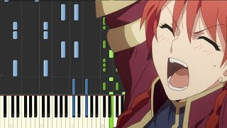 Re:CREATORS OP 2 Full - sh0ut (piano arr.)