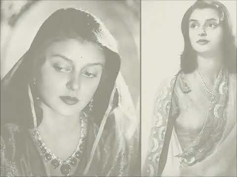 Принцесса Гаятри  Деви  (1919-2009) последняя  королева Джайпура