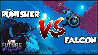 WHO IS STRONGER?! - Marvel Future Fight