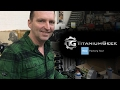 Tacx Flux Issues Explained on TitaniumGeek Tacx Factory Visit