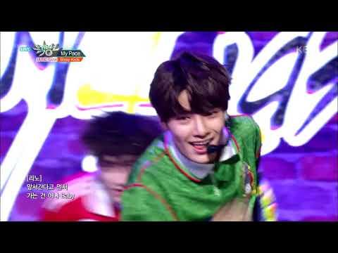 뮤직뱅크 Music Bank - My Pace -Stray Kids(스트레이 키즈).20180810