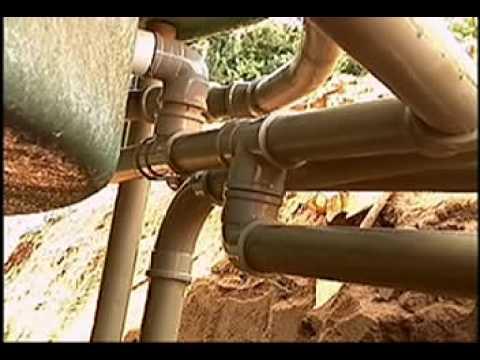 Constru o de sua piscina de fibra youtube - Piscinas de fibra ...