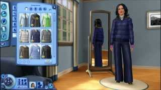 Let's Play - The Sims 3 Seasons (Part 1) - Bewitching Rain