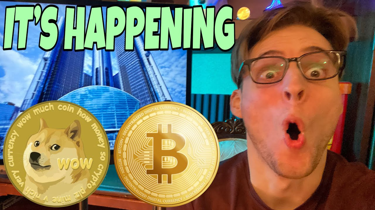 Bitcoin & Dogecoin Acceptance Plan Being Finalized ⚠️ HUGE COMPANIES ⚠️