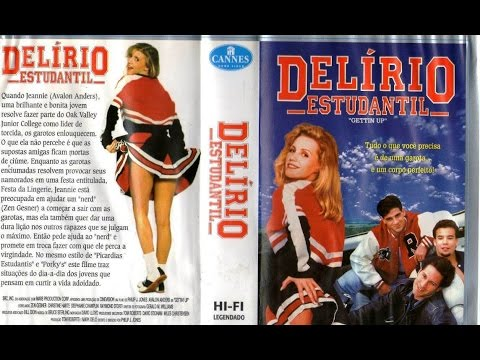 Delírio Estudantil (Gettin' Up) 1997 - TVRIP SBT - YouTube