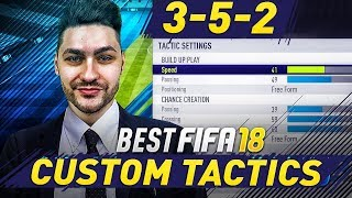 Video FIFA 18 AFTER PATCH BEST FORMATION TO PRESSURE - TUTORIAL - 3-5-2 BEST TACTICS & INSTRUCTIONS !! download MP3, 3GP, MP4, WEBM, AVI, FLV Agustus 2018