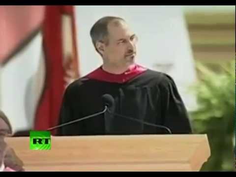 Steve Jobs habla sobre la muerte