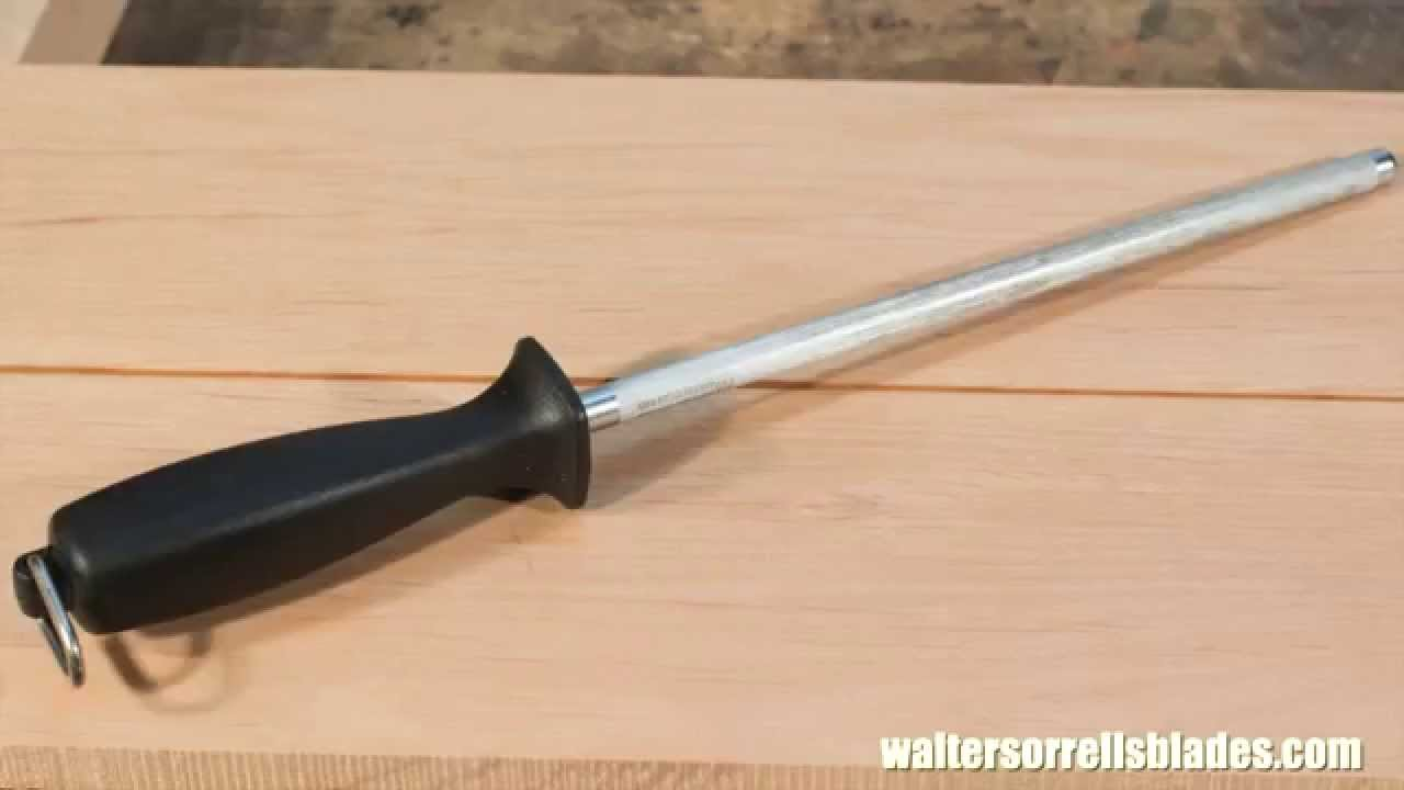 How to Sharpen Kitchen Knives - YouTube