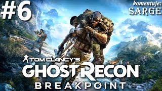 GHOST RECON: BREAKPOINT PL odc. 6 - Blokady drogowe