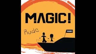 Video MAGIC! - Rude (Official Instrumental) download MP3, 3GP, MP4, WEBM, AVI, FLV Oktober 2018