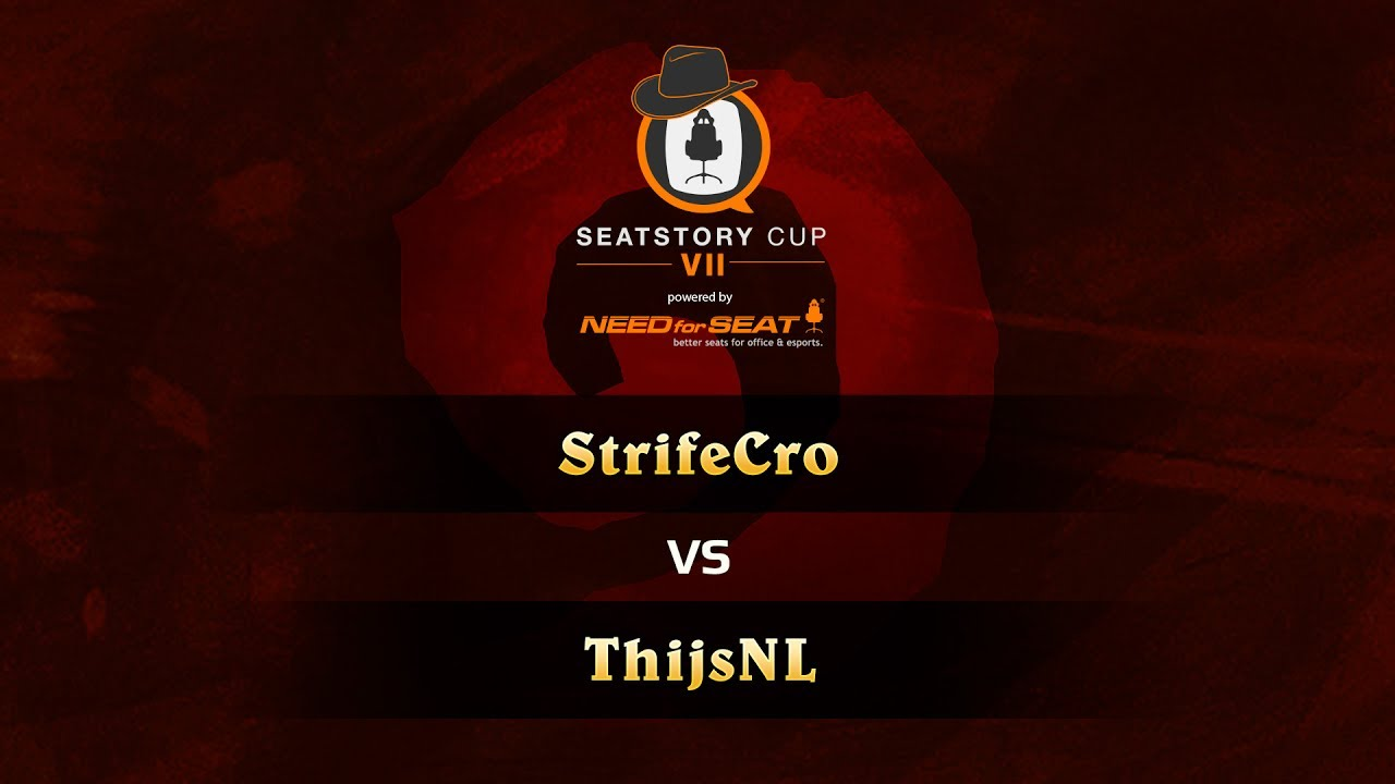 StrifeCro vs ThijsNL, SeatStoryCup 7 Group Stage