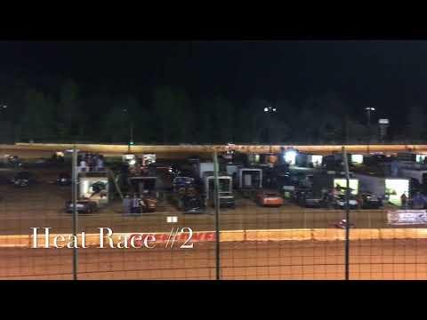Cherokee Speedway Thunder Bomber 9/16/17
