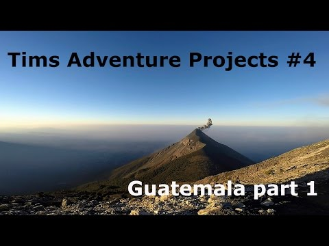 BICYCLE TOUR GUATEMALA - TIMS ADVENTURE PROJECTS #4