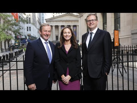 Full Matheson Beyond Brexit Interview Filmed in New York with Enda Kenny TD, Former Taoiseach