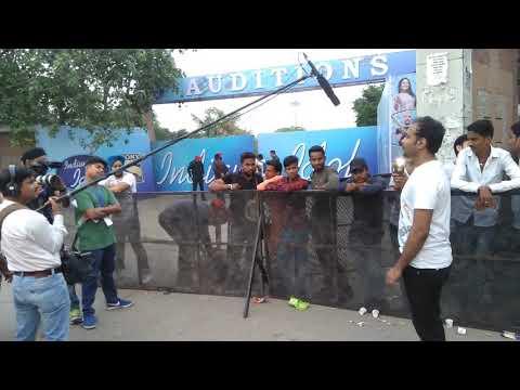 Indian Idol audition 2018 delhi Ashish Mishra