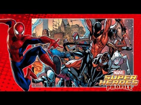 [SHP] 13 ประวัติ Spider-Man ชีวิตสุดบัดซบ กับฝูงนักรบพลังแมงมุม!!