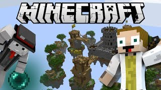 [GEJMR] Minecraft - SkyWars - Vytrolleni Mostem 🤦♂️