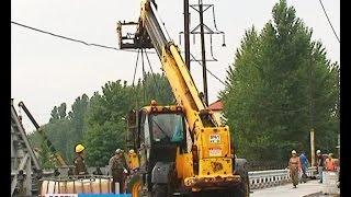 За ремонтом моста на Суворова можно будет наблюдать онлайн