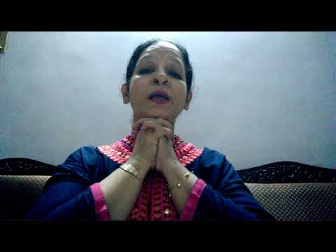 Mudra for Opening Throat Chakra (Vishuddhi Chakra) Meditation - YouTube