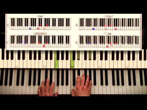 How to play: I want you back - The Jackson 5. ORIGINAL Piano lesson. Tutorial by Piano Couture