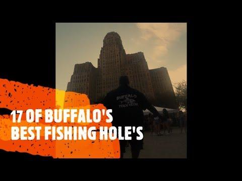 17 Of Buffalo's Best Fishing HOLE'S