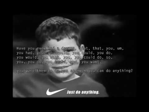 22c51c7ccb5e Have you ever had a dream like this  - Nike Commercial - YouTube