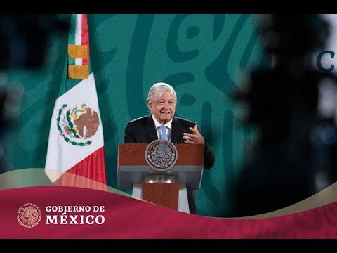 #ConferenciaPresidente   Jueves 24 de junio de 2021