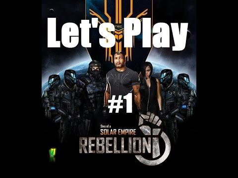 Let's Play Sins of a Solar Empire Rebellion Deutsch #1