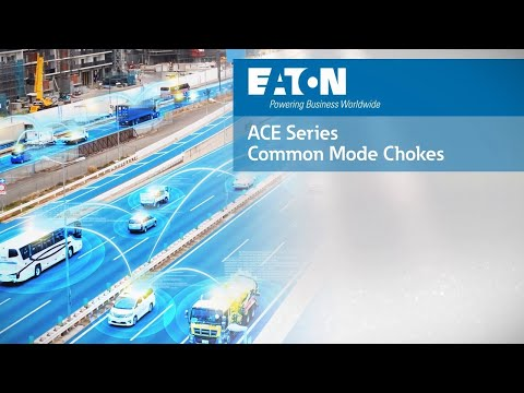 ACE Automotive-Grade Common Mode Chokes