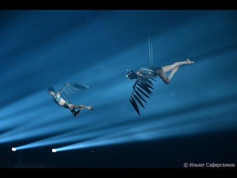 Cirque du Soleil brings its magic to Astana EXPO-2017