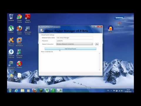 TuTo Virtual Router