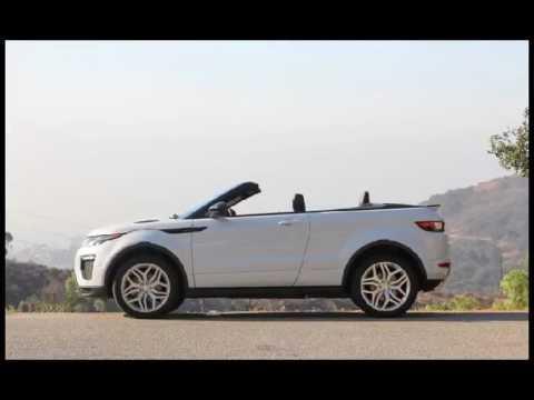 Classic Car Rental Land Rover Evoque