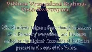 Shri Rudrashtakam with Lyrics | Namami Shamishan | Shiva Stotra