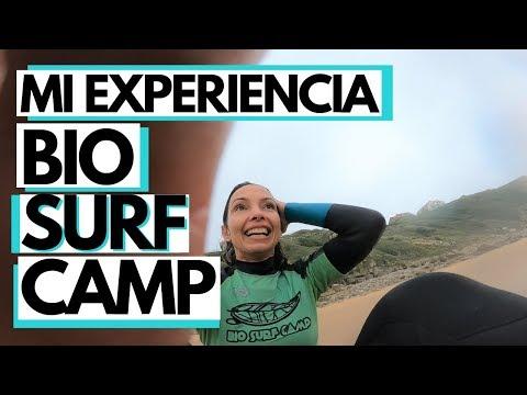 Escuela de Surf en Cantabria BIOSURFCAMP ✅ ¡Mi experiencia!