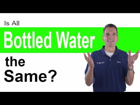 Is All Bottled Water The Same?  Midland, Ontario.mp4