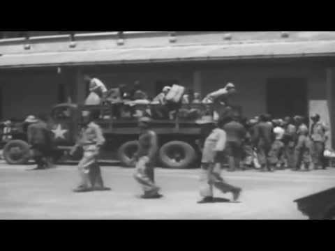Rescue: Allied Prisoners, Los Banos, Luzon, Philippine Islands 1945 (fulll)
