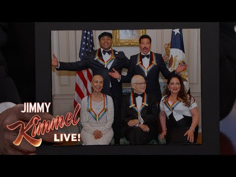 LL Cool J on Receiving a Kennedy Center Honor