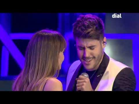 Vas a quedarte — Antonio José y Aitana Premios Cadena Dial