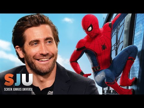 Jake Gyllenhaal to take on SpiderMan in the MCU?!  SJU