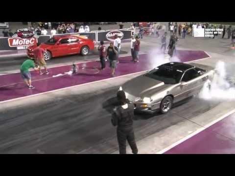 Qatar National Street Drag Championship 2014 - Round 1 - Highlights