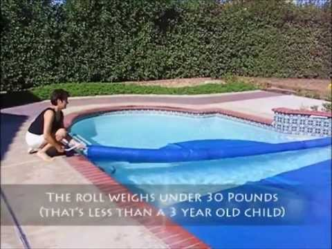 automatic pool covers for odd shaped pools. SOLAR ROLLER ® POOL COVER REMOVER , Affordable And Nothing On Your Deck! Automatic Pool Covers For Odd Shaped Pools