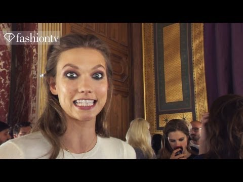 First Look – Lanvin Spring/Summer 2013 ft Karlie Kloss | Paris Fashion Week | FashionTV