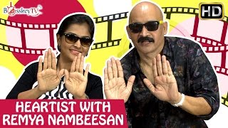 'Pizza' was the turning point for me says Remya Nambeesan | Fy Fy Fy Kalachify singer | Heartist