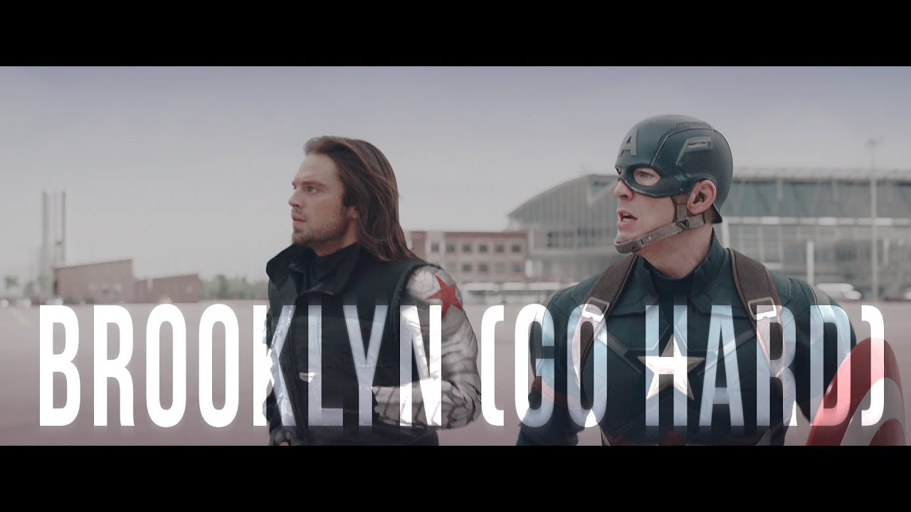 Bucky x Steve || Brooklyn (Go Hard)