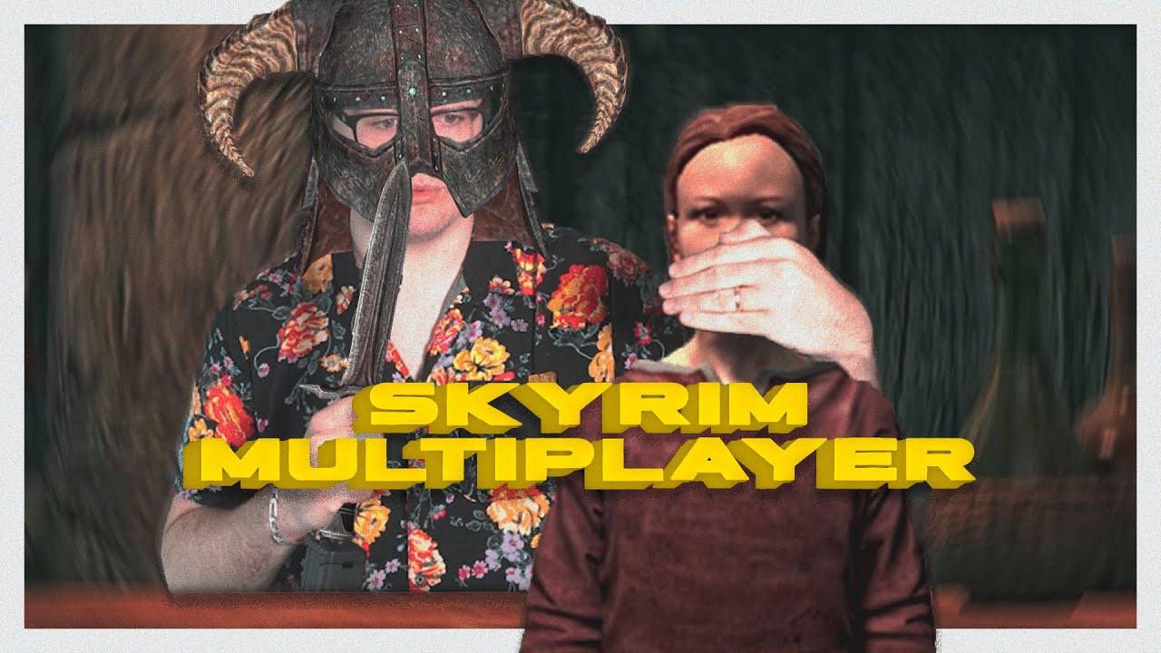 Download Skyrim's Dark Brotherhood but Multiplayer